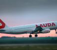 Lauda Airplane