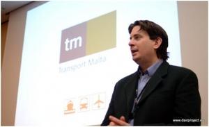 Presentation from Transport Malta