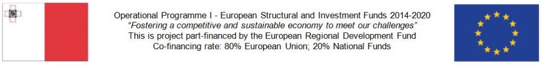 General ERDF compulsory wording