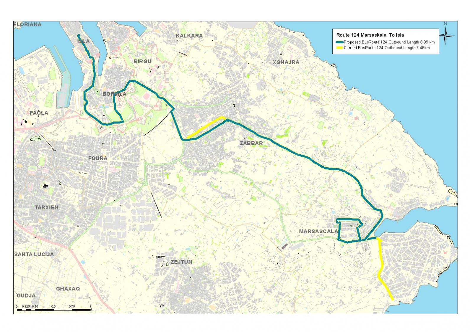 Land-current-network-routes-and-schedules-Cottonera-birgu-bormla-isla-kalkara-10