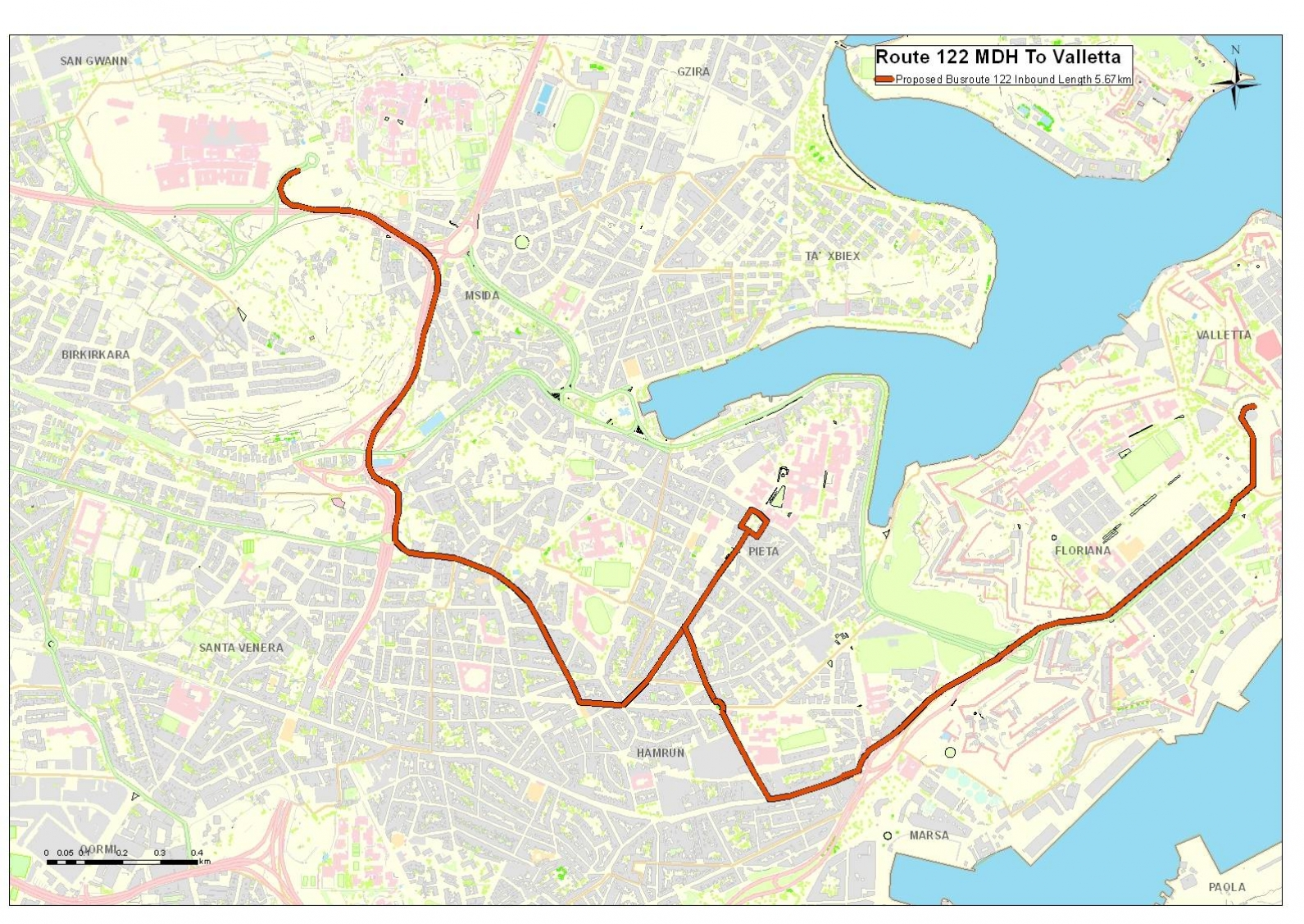 Land-current-network-routes-and-schedules-Valletta-Park-and-Ride-1