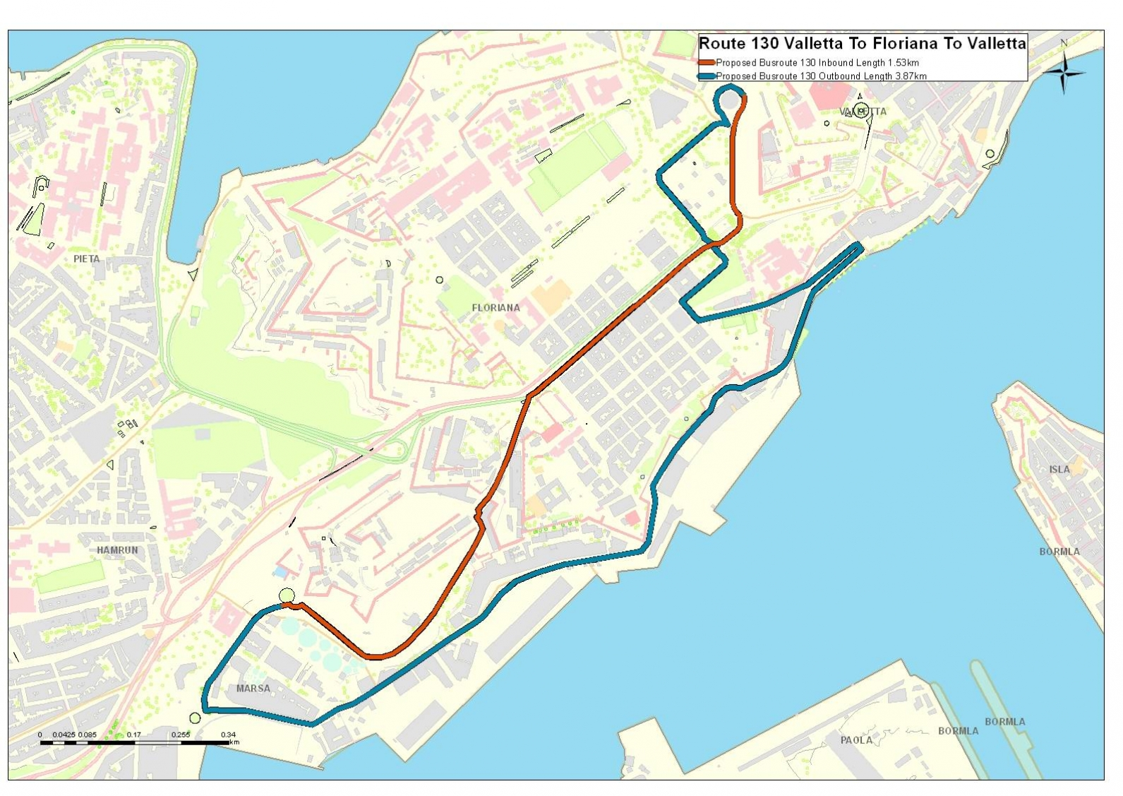 Land-current-network-routes-and-schedules-Valletta-Park-and-Ride-3