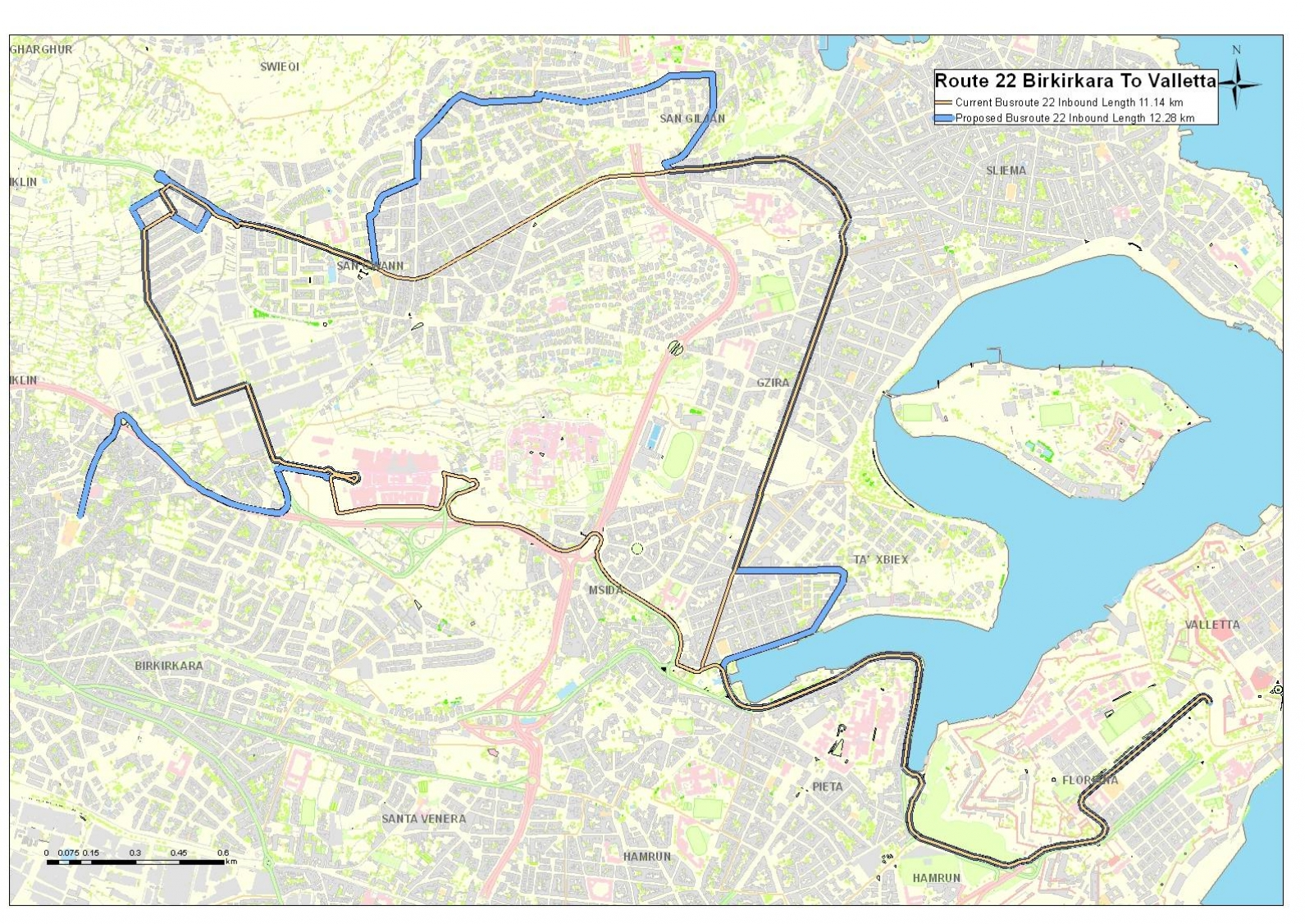 Land-Current-Network-Routes-and-schedules-Birkirkara-santa-liena-stazzjon-1