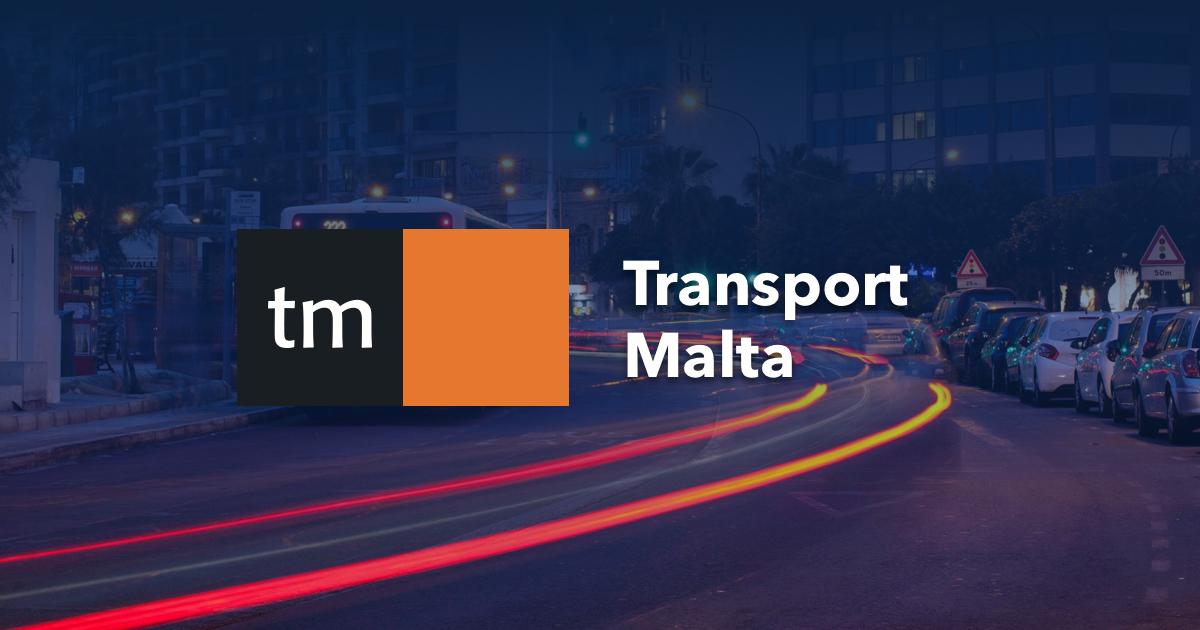 www.transport.gov.mt